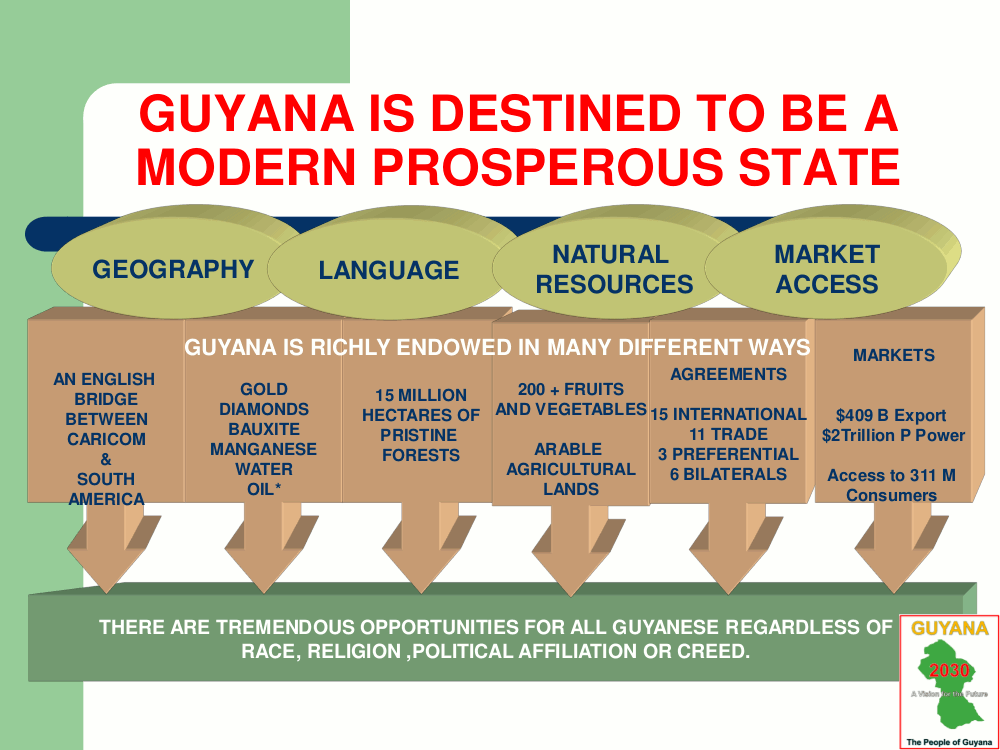 Guyana's Resources